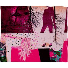 Randi Antonsen City 3 Polyester Fleece Throw Blanket