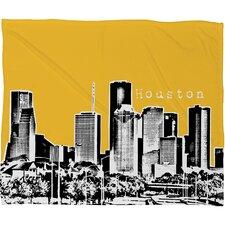 Bird Ave Houston Polyester Fleece Throw Blanket