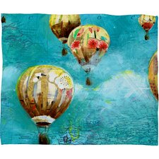 Land Of Lulu Polyester Fleece Throw Blanket