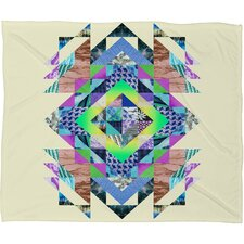 <strong>DENY Designs</strong> Fimbis Clarice Polyester Fleece Throw Blanket