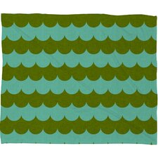 Holli Zollinger Polyester Fleece Throw Blanket