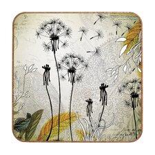 Little Dandelion by Iveta Abolina Framed Graphic Art Plaque