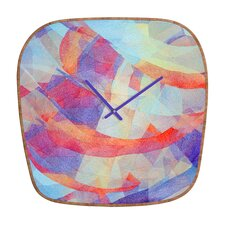 Jacqueline Maldonado New Light Wall Clock