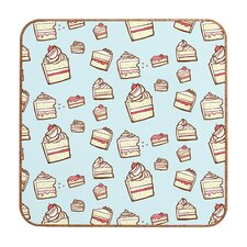 <strong>DENY Designs</strong> Jennifer Denty Cake Slices Wall Art