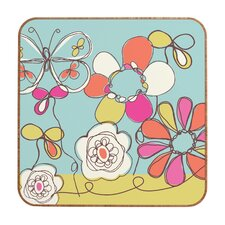 Rachael Taylor Fun Floral Wall Art