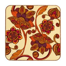 <strong>DENY Designs</strong> Valentina Ramos Boho Flowers Wall Art