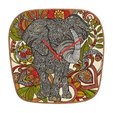Valentina Ramos Bo the Elephant Wall Clock