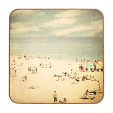 <strong>DENY Designs</strong> Shannon Clark Vintage Beach Wall Art