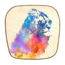 <strong>DENY Designs</strong> Robert Farkas Sunny Leo Wall Clock