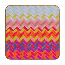 Sharon Turner Geo Chevron Wall Art