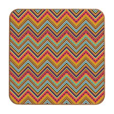 Amy Sia Tribal Chevron Wall Art