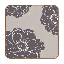 <strong>DENY Designs</strong> Caroline Okun Winter Peony Wall Art