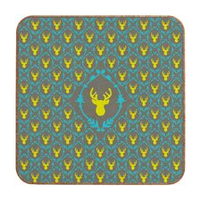 <strong>DENY Designs</strong> Bianca Green Oh Deer 3 Wall Art
