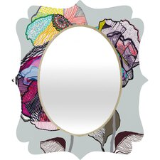 <strong>DENY Designs</strong> Mikaela Rydin Growing Quatrefoil Mirror