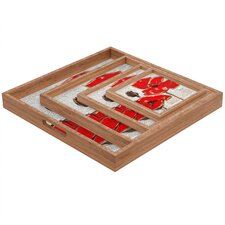 Irena Orlov Perfection Square Tray