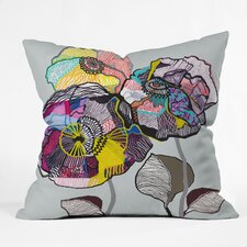 Mikaela Rydin Growing Throw Pillow