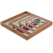 <strong>DENY Designs</strong> Mikaela Rydin Growing Square Tray