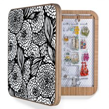 <strong>DENY Designs</strong> Julia Da Rocha Bouquet of Flowers Love Blingbox Replacement Cover