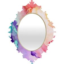 <strong>DENY Designs</strong> Rosie Brown Color My World Baroque Mirror