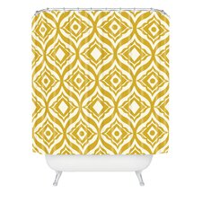 Heather Dutton Trevino Polyesterrr Shower Curtain