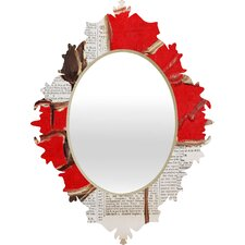 <strong>DENY Designs</strong> Irena Orlov Perfection Baroque Mirror