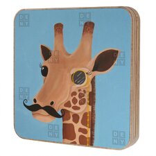 Mandy Hazell Gentleman Giraffe Jewelry Box Replacement Cover
