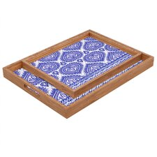 <strong>DENY Designs</strong> Aimee St Hill Decorative Rectangular Tray