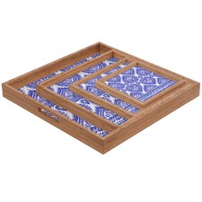 Aimee St Hill Decorative Square Tray