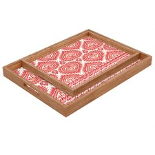 Aimee St Hill Decorative 1 Rectangular Tray