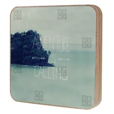 Leah Flores Adventure Island Jewelry Box Replacement Cover