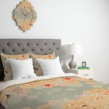 <strong>DENY Designs</strong> Iveta Abolina Creme De La Creme Duvet Cover Collection