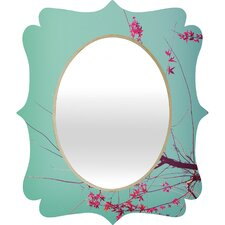 Happee Monkee Quatrefoil Mirror