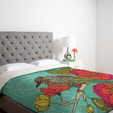 <strong>DENY Designs</strong> Valentina Ramos Contented Constance Duvet Cover Collection