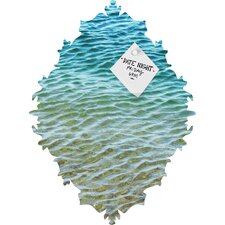 Shannon Clark Ombre Sea Baroque Bulletin Board