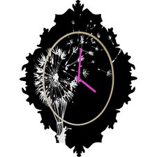 Budi Kwan Where The Wind Blows Wall Clock