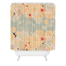 Iveta Abolina Creme De La Creme Polyester Shower Curtain