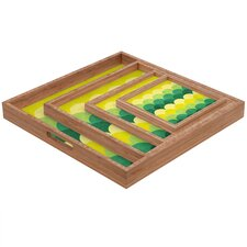 Arcturus Scales Square Tray