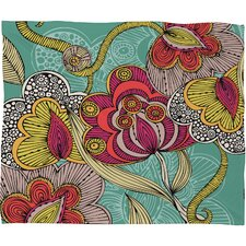 Valentina Ramos Beatriz Polyesterr Fleece Throw Blanket