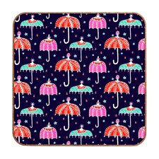 Night Shower by Rebekah Ginda Design Framed Painting Print Plaque