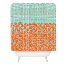 <strong>DENY Designs</strong> Budi Kwan The Infinite Tidal Polyesterrr Shower Curtain