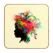 Wildchild by Budi Kwan Framed Graphic Art Plaque