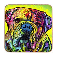 Dean Russo Hey Bulldog Wall Art