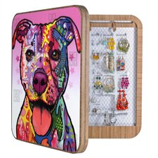 Dean Russo Cherish The Pitbull Jewelry Box