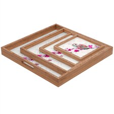 <strong>DENY Designs</strong> Hadley Hutton Quinceowl Square Tray