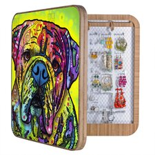 Dean Russo Hey Bulldog Jewelry Box
