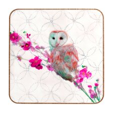Quinceowl by Hadley Hutton Framed Graphic Art Plaque