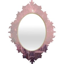 Bianca Green Stardust Covering New York Baroque Mirror
