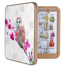 Hadley Hutton Quinceowl Jewelry Box