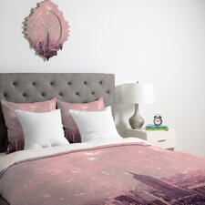 <strong>DENY Designs</strong> Bianca Green Stardust Covering New York Duvet Cover Collection