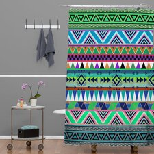 Bianca Woven Polyester Esodrevo Shower Curtain